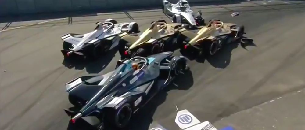 What On Earth Was That Formula E Race!?