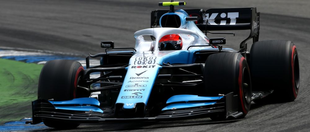 Kubica Has Been Promoted To The Points After Penalties For Both Alfa Romeo Drivers