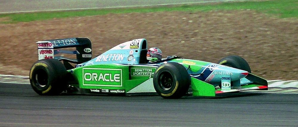 On This Day In F1 - Schumacher Earned Himself A Two-Race Ban