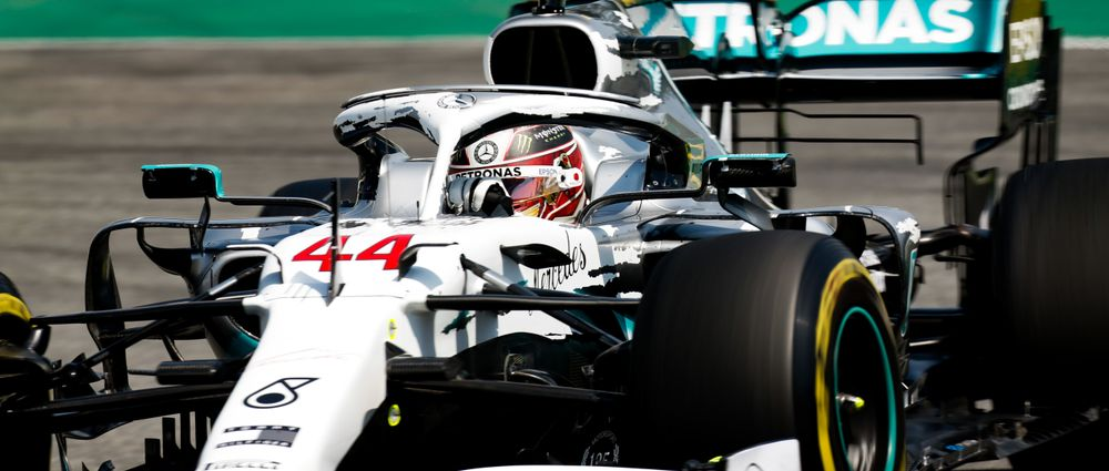 Both Ferraris Hit Technical Issues As Hamilton Cruised To Pole In Germany
