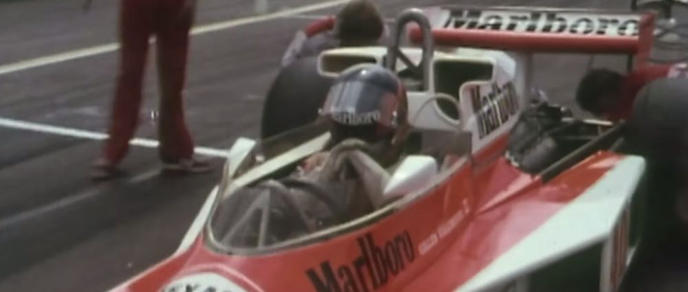 On This Day In F1 - Gilles Villeneuve Made His F1 Debut With McLaren