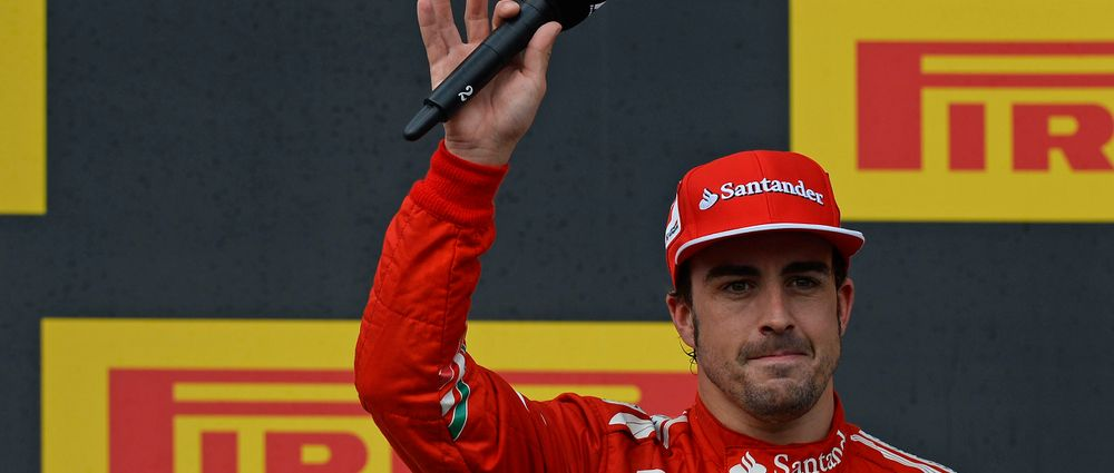 On This Day In F1 - Alonso Finished On The Podium For The Final Time