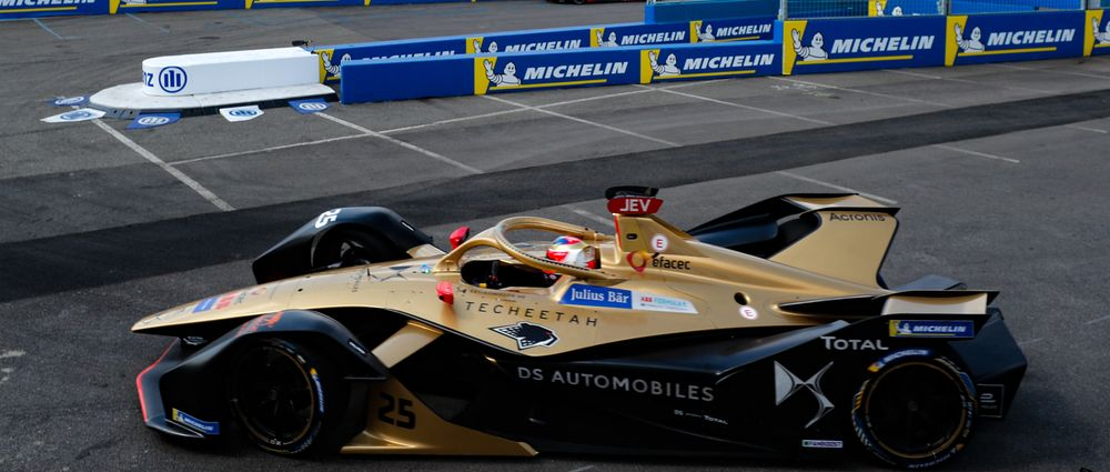 Jean-Eric Vergne Just Became The First Double Formula E Champion