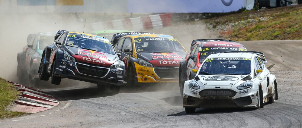 A One-Off Entry Took An Epic Surprise Win At The Swedish Round Of World RX