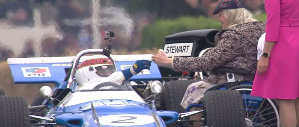 12 Of The Best Moments At This Year's Goodwood Festival Of Speed