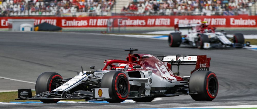 Alfa Romeo Is Going To Appeal Its German GP Time Penalties