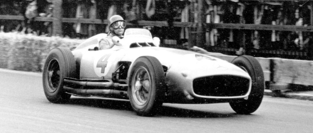 On This Day In F1 - Fangio Dominated The Last F1 Race In Switzerland