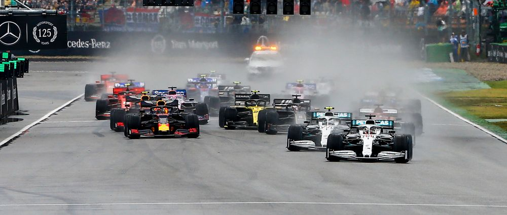 People Shouldn't Forget That F1 Has Problems, Despite The Last Four Races