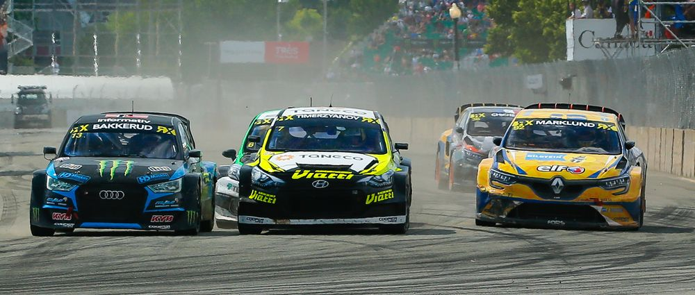 The World RX Championship Has Been Blown Wide Open After A Crazy Canadian Round