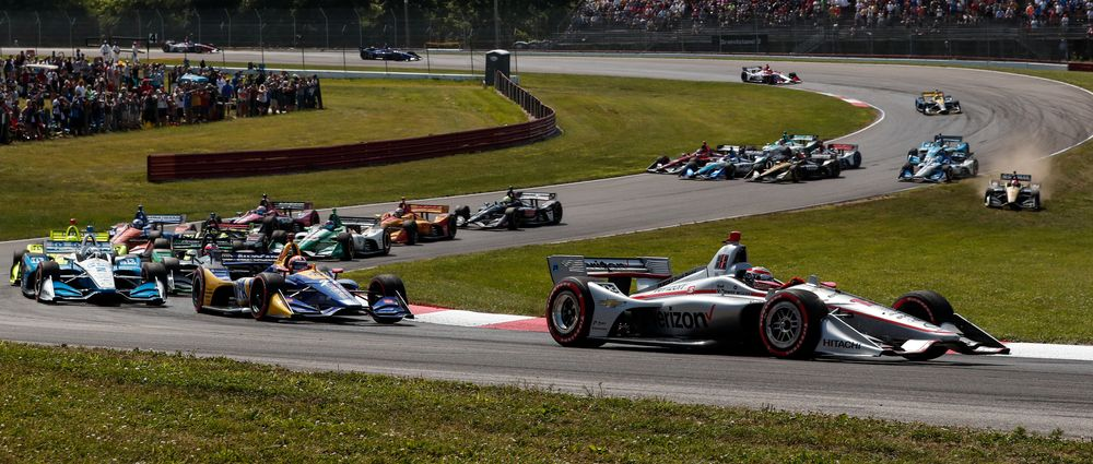 IndyCar Is Switching To Hybrid Power In 2022