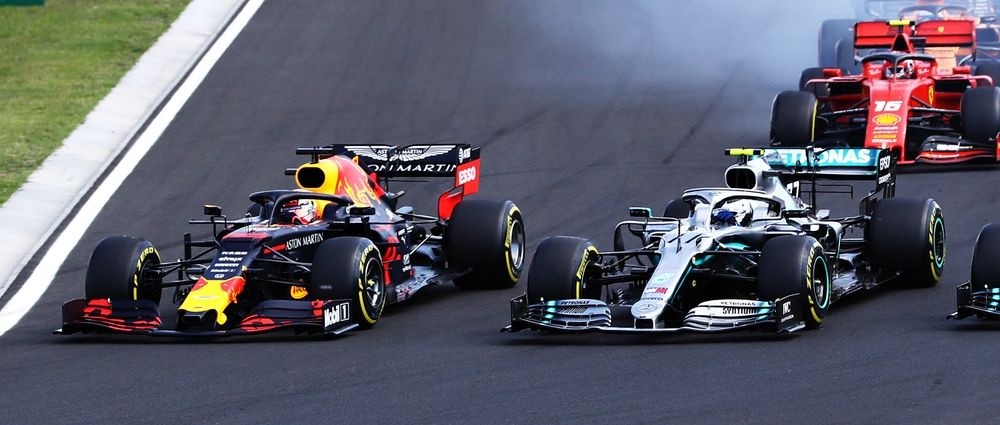Horner Reckons A Mercedes Meltdown Is Needed To Put Verstappen In The Title Fight
