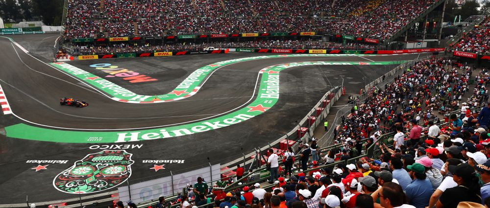 The Mexican Grand Prix Has Extended Its Contract And Stays On The F1 Calendar