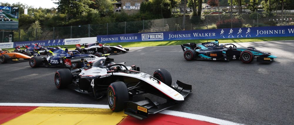 Formula 2 Feature Race Cancelled After Horrifying Crash At Spa