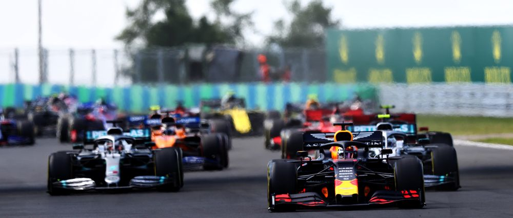The Provisional 22-Race F1 Calendar For 2020 Has Been Revealed