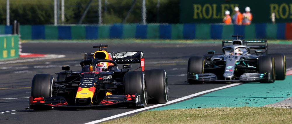 Could Red Bull Have Done Anything About Hamilton's Strategy?