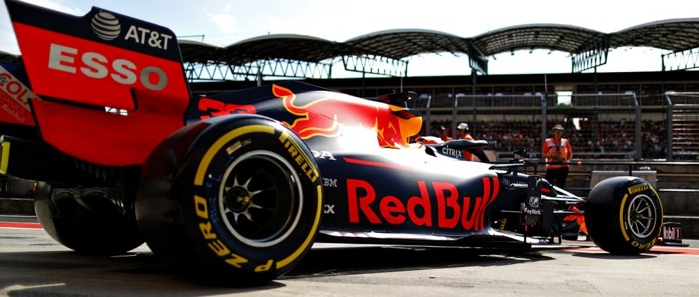 Verstappen And Red Bull Credit Honda For Pole In Hungary