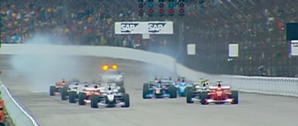 On This Day In F1 - Indianapolis Hosted The US GP For The First Time