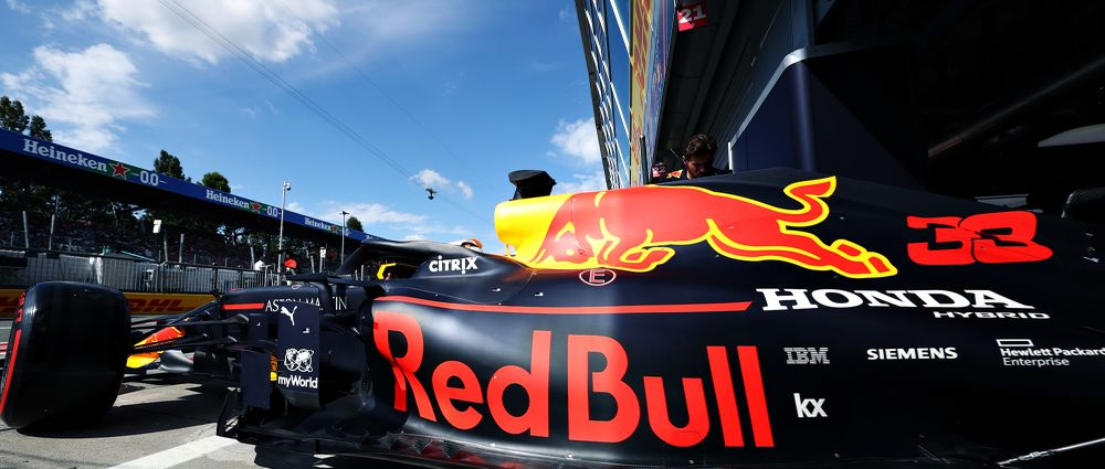 Wheelspin Triggered Verstappen's Loss Of Power in Monza Q1