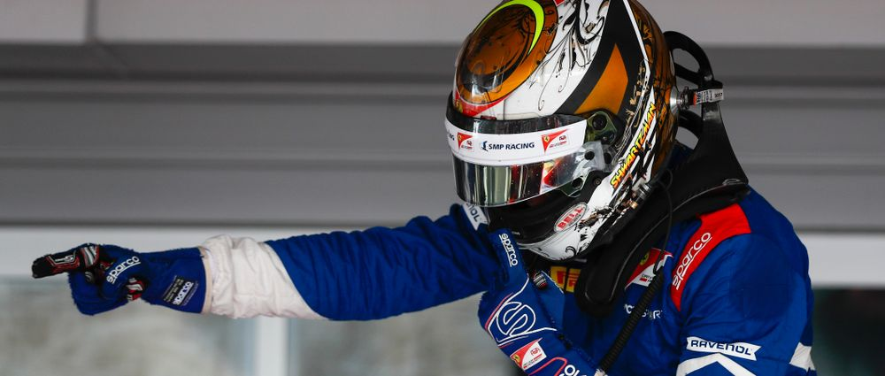 Robert Shwartzman Has Won The FIA Formula 3 Championship