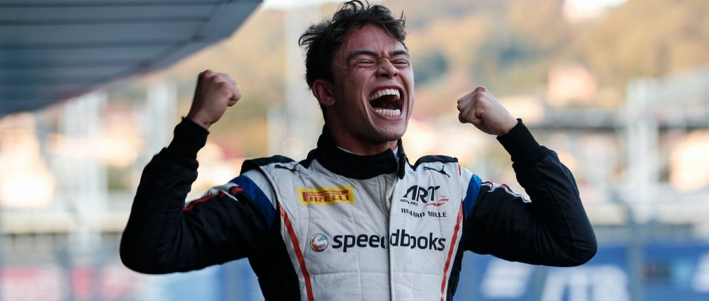 Nyck De Vries Has Wrapped Up The F2 Championship WIth Three Races To Go