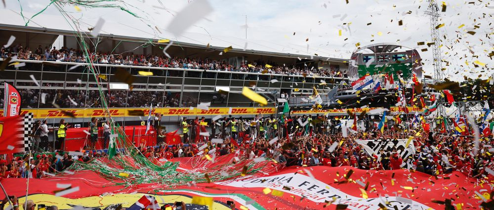 Monza's Future As Host Of The Italian Grand Prix Is Secure