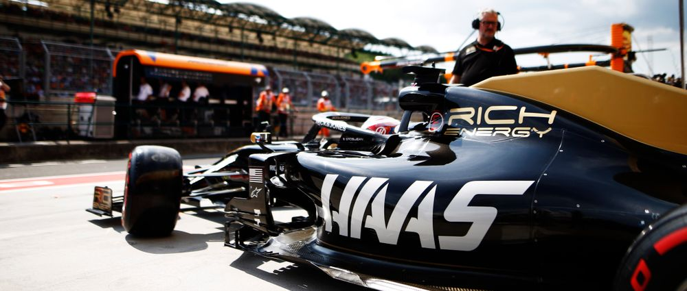 Haas And Rich Energy Have Gone Their Separate Ways