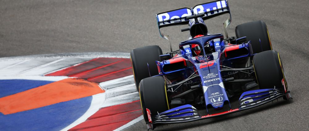 Toro Rosso Wants To Change Its Name Next Season