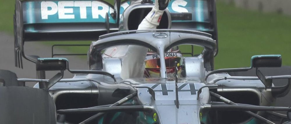 Hamilton Wins A Tense Strategy Race Which Could Have Been So Much Better