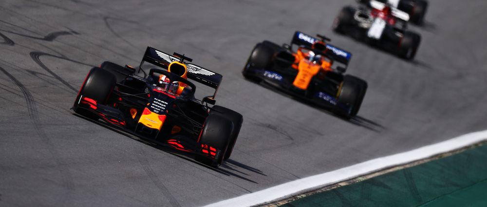 Verstappen Wins A Crazy Race As Gasly Pips Hamilton To Second (Yes, Really)