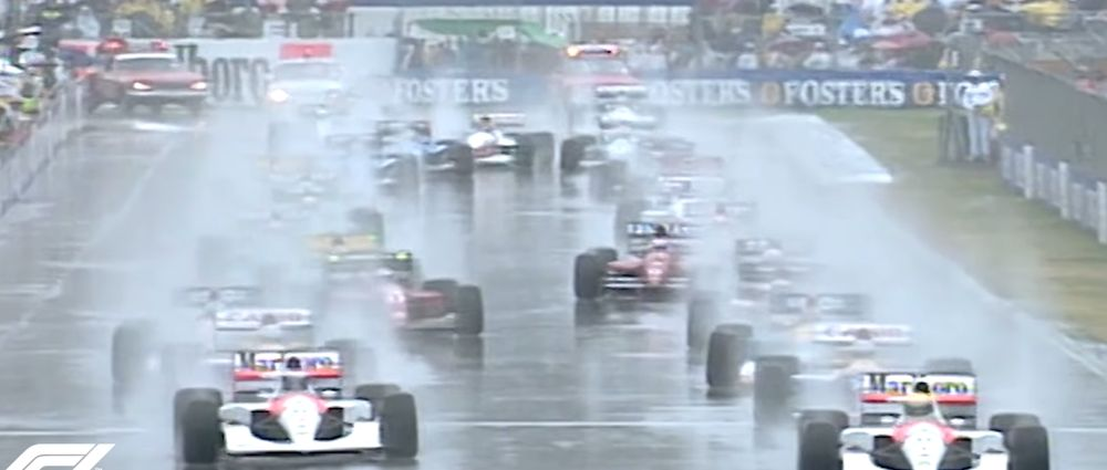 On This Day In F1 - The Shortest-Ever F1 Race Took Place