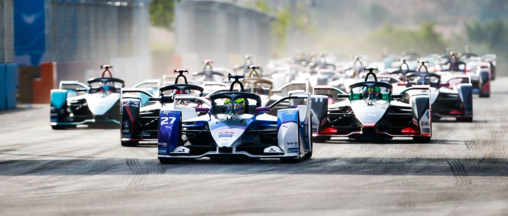 Formula E Shenanigans Are Back With A Wild Second Race In Diriyah