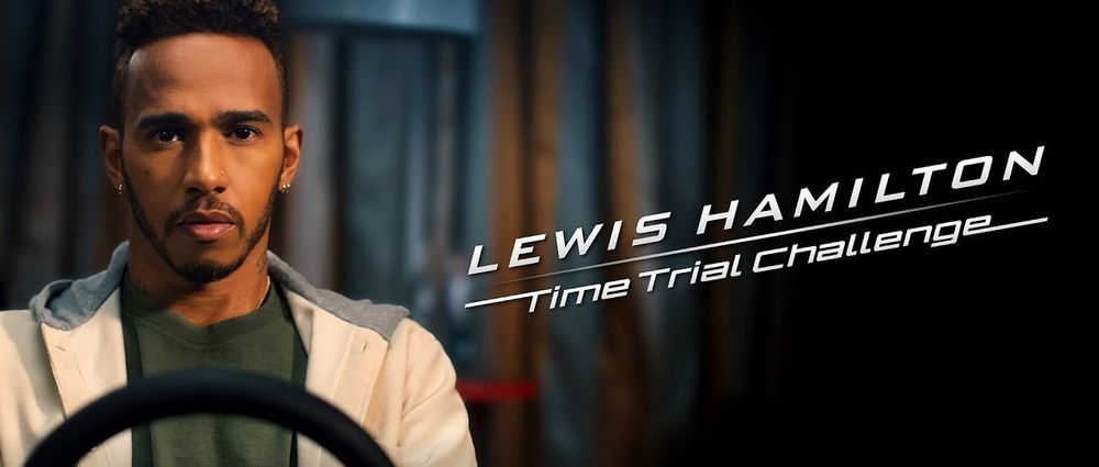 You'll Be Able To Challenge Lewis Hamilton's Lap Times In A New GT Sport DLC