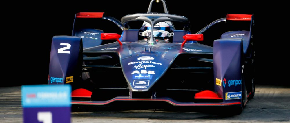 Sam Bird Charged Through To Win The First Formula E Race Of The Season
