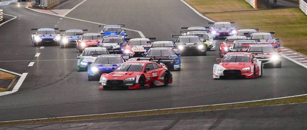 How Did The Ex-Formula 1 Drivers Fare In The Super GT/DTM Dream Race?