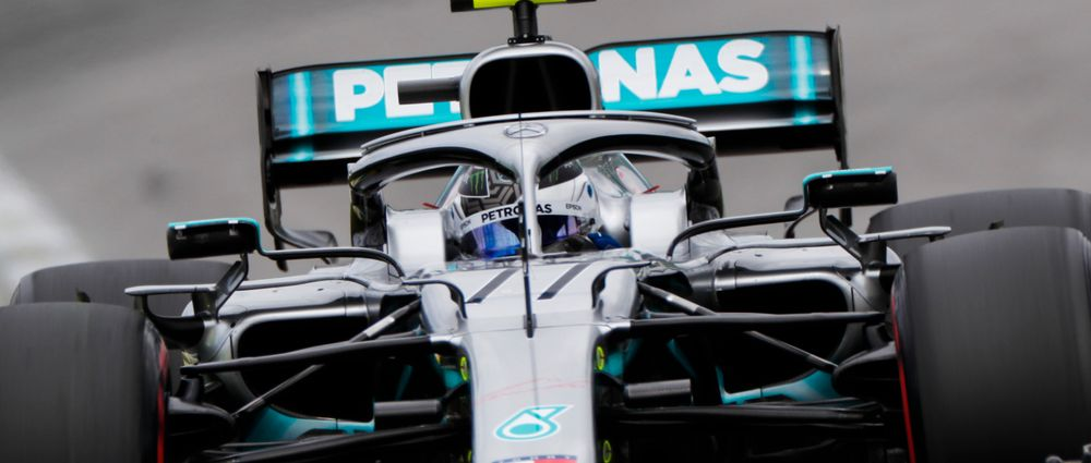 Bottas Will Have To Start The Final Race Of 2019 From The Back Of The Grid