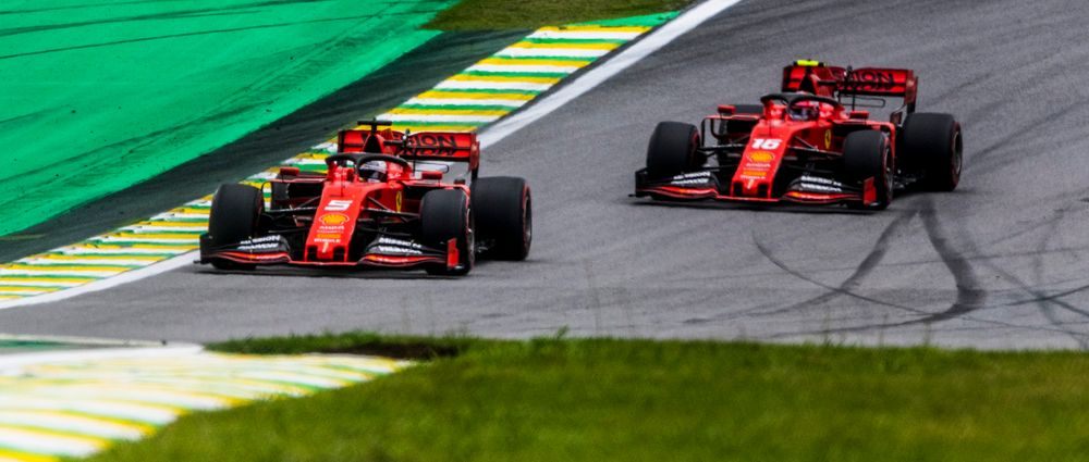 Leclerc Says He And Vettel Need To Tone Down Their Aggression When Battling