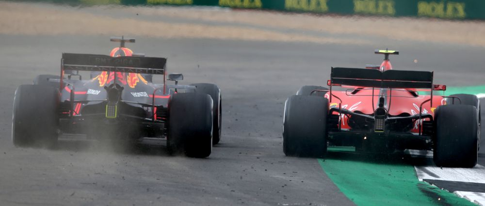 Verstappen's Pass On Leclerc At Silverstone Is Up For The FIA's 'Action Of The Year' Award