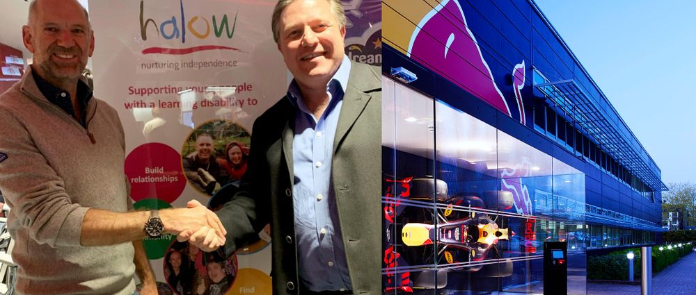 Zak Brown Has Bought A Tour Of The Red Bull Racing Factory