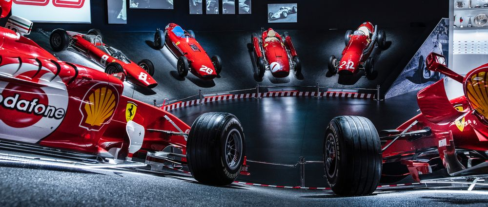 Do You Know Why Ferrari's F1 Cars All Have Different Names?