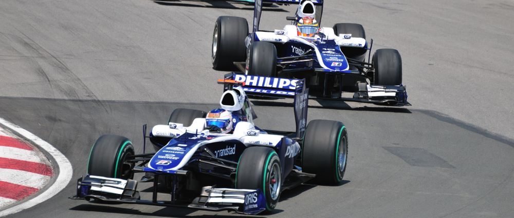 7 F1 Teammate Pairings That Seem Strange To Think About Now