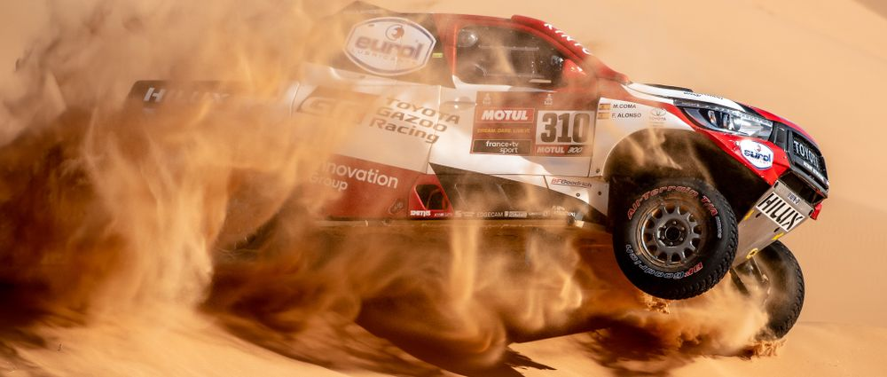 A Stage-By-Stage Review Of How Alonso Performed On His Dakar Debut