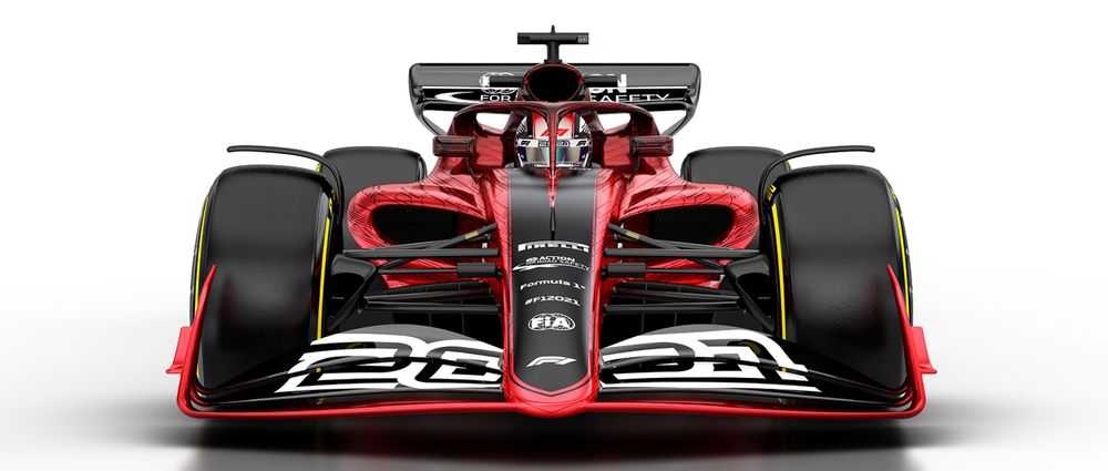 Will The 2021 Rule Changes Really Make F1 Cars Slower Than F2?