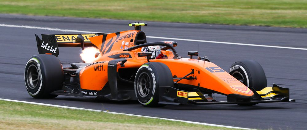 Jack Aitken Will Return To F2 This Year For Another Season With Campos