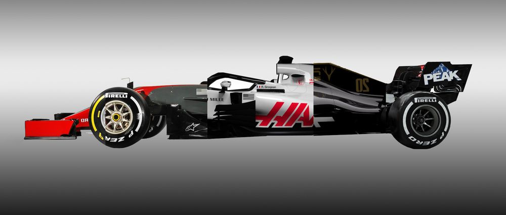 Every One Of Haas's F1 Liveries, Ranked From Best To Worst