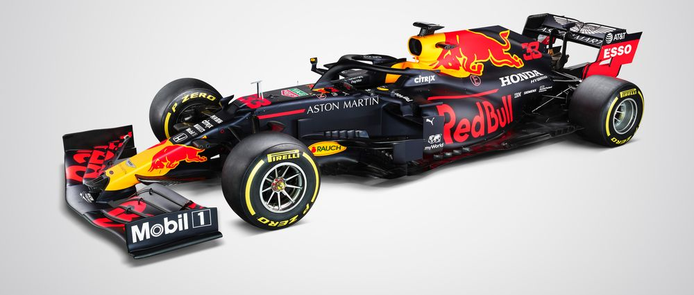 The Red Bull RB16 Is Here... And There's No Camo Livery This Year