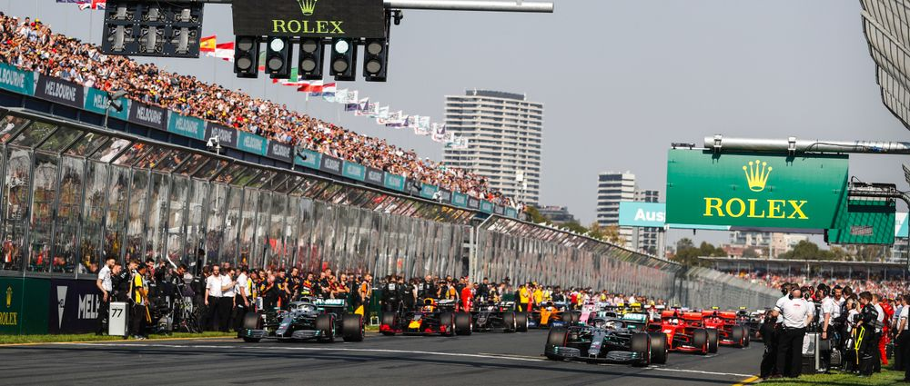 F1 Is Auctioning Off The Chance To Wave The Chequered Flag At The Australian GP