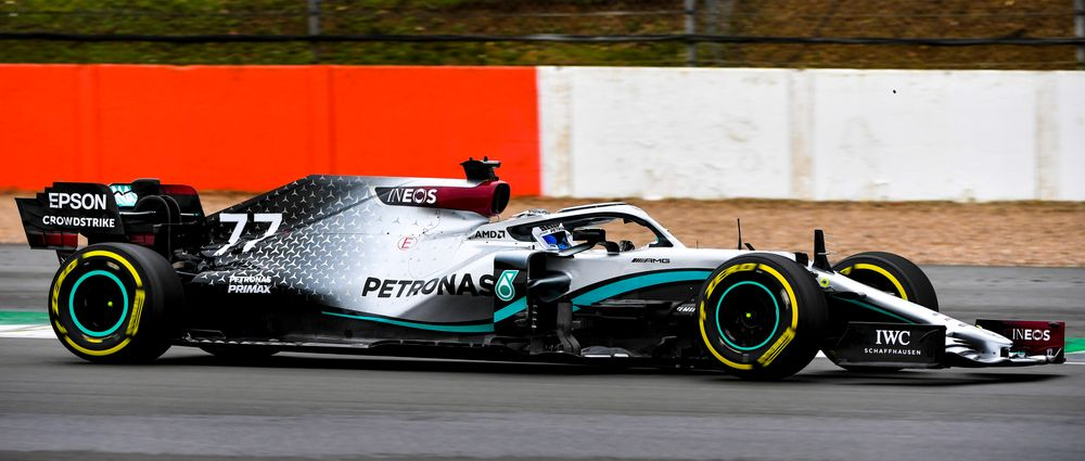 Say Hello To The New Mercedes W11