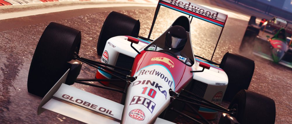 There Are Now A Couple Of 80s-Inspired F1 Cars In Grand Theft Auto V