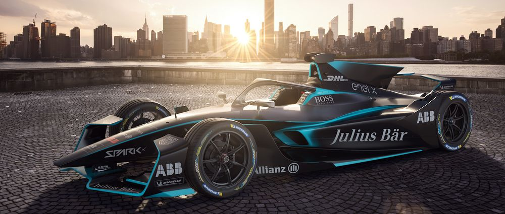 The Evo Version Of The Gen2 Formula E Car Is Straight Fire