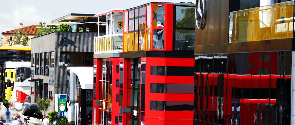F1's Massive Motorhomes Could Soon Be A Thing Of The Past